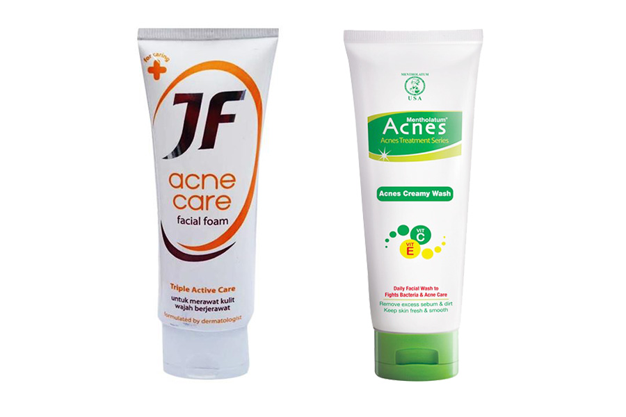 JF Sulfur vs Acnes