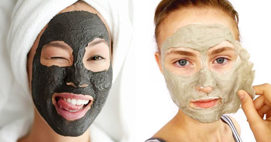 Clay Mask atau Peel Off