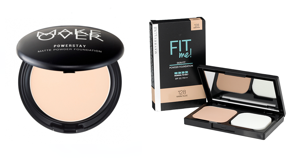 Bagus mana Powder Foundation Make Over vs Maybelline