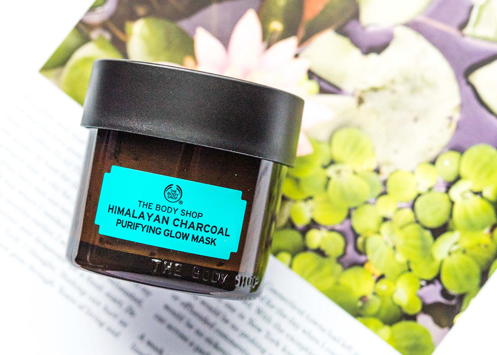 Lush Mask Of Magnaminty vs The Body Shop Himalayan Charcoal