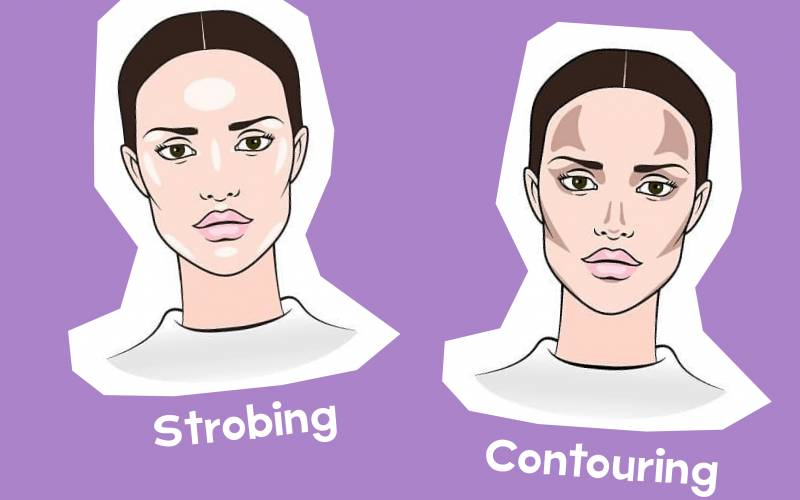 Bagus mana Contouring vs Strobing