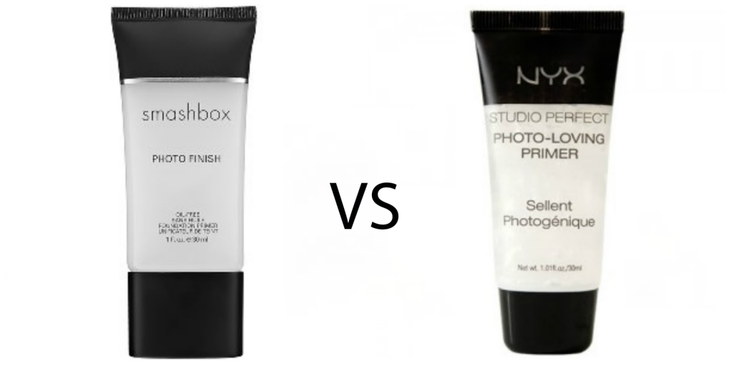 Smashbox Primer vs Nyx Primer
